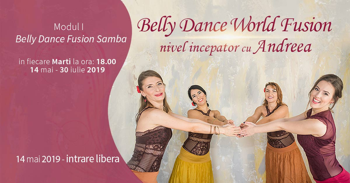 Belly Dance World Fusion