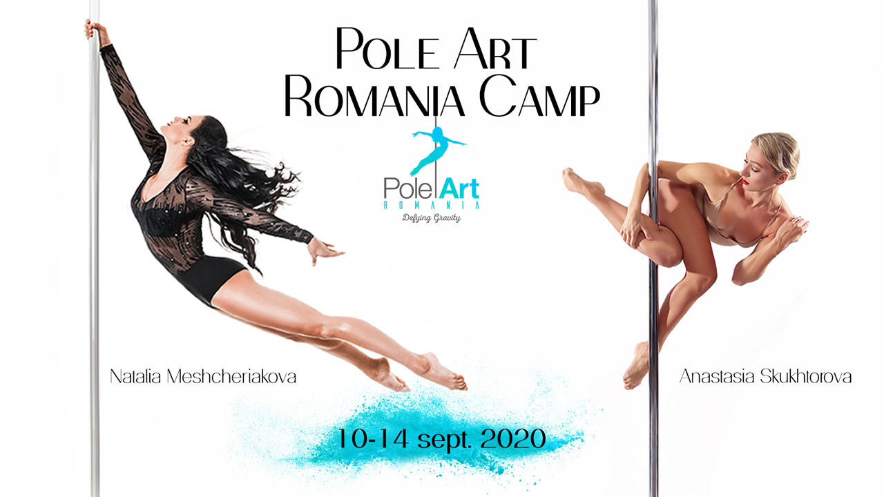 Pole Art Romania Camp Sept. 2020
