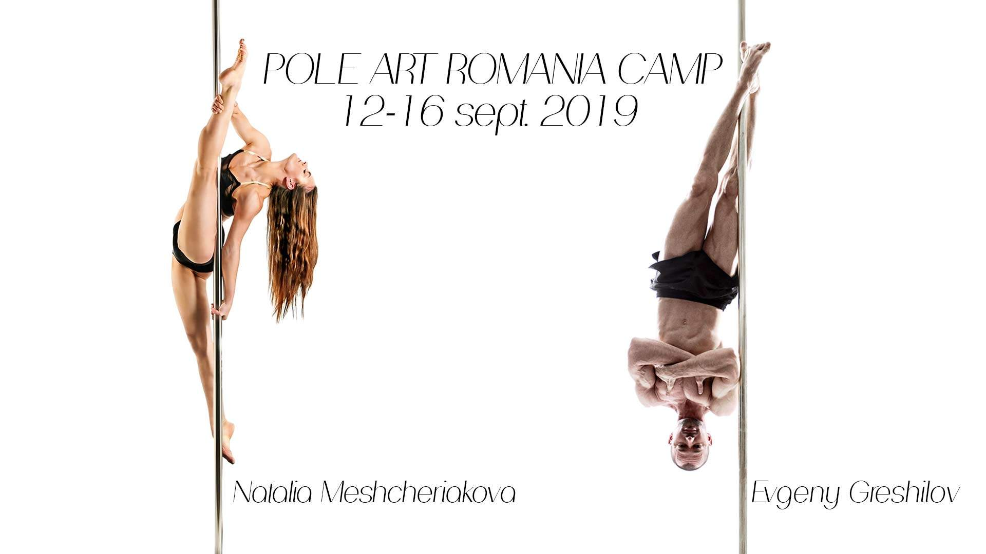 Pole Art Romania Camp Sept. 2019